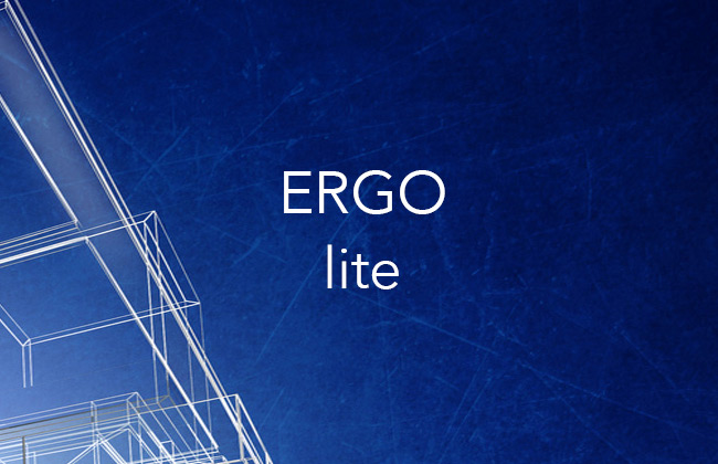 Ergo Lite - Quadram - Try Demo now