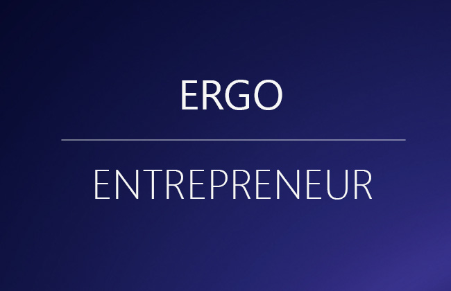Ergo Entrepreneur - new version Quadram
