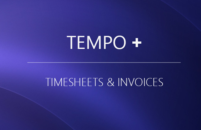 Tempo Plus + Timesheets and Invoices - free demo